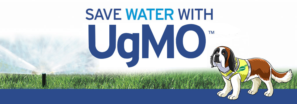 Save Water with UgMo Irrigation System