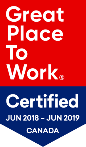 Clintar Great Place to Work Certified