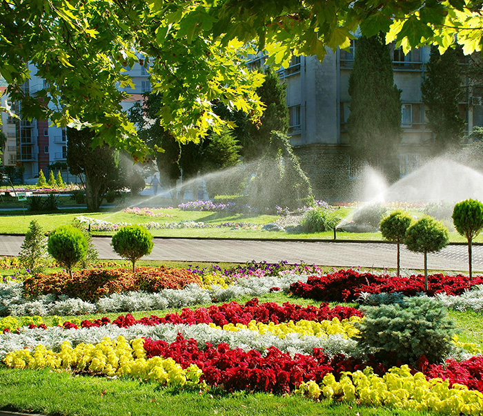Irrigation – Tips on Keeping Your Property Green Through A Hot, Dry Summer