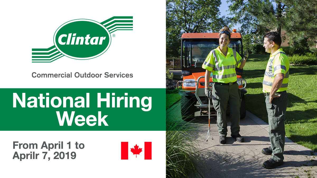 Clintar National Hiring Week