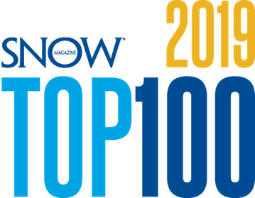 Snow magazine 2019 Top 100