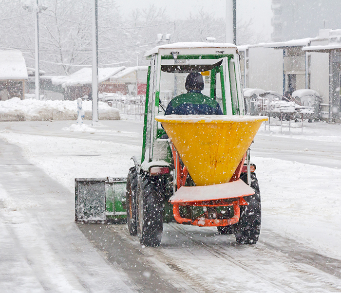 Slip and Fall Liability for Snow Removal Contractors