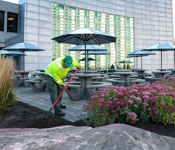 Continuing to Safely Deliver Commercial Outdoor Services without Interruption