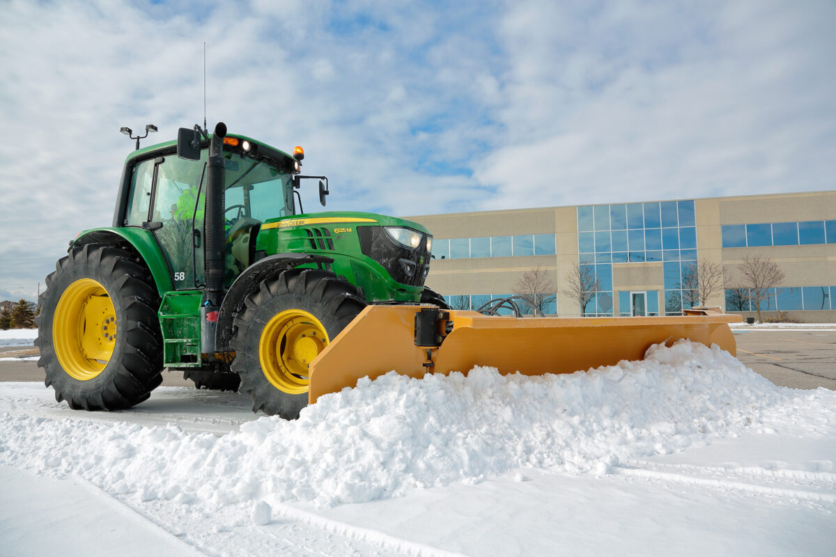 Clintar Commercial Snow Removal
