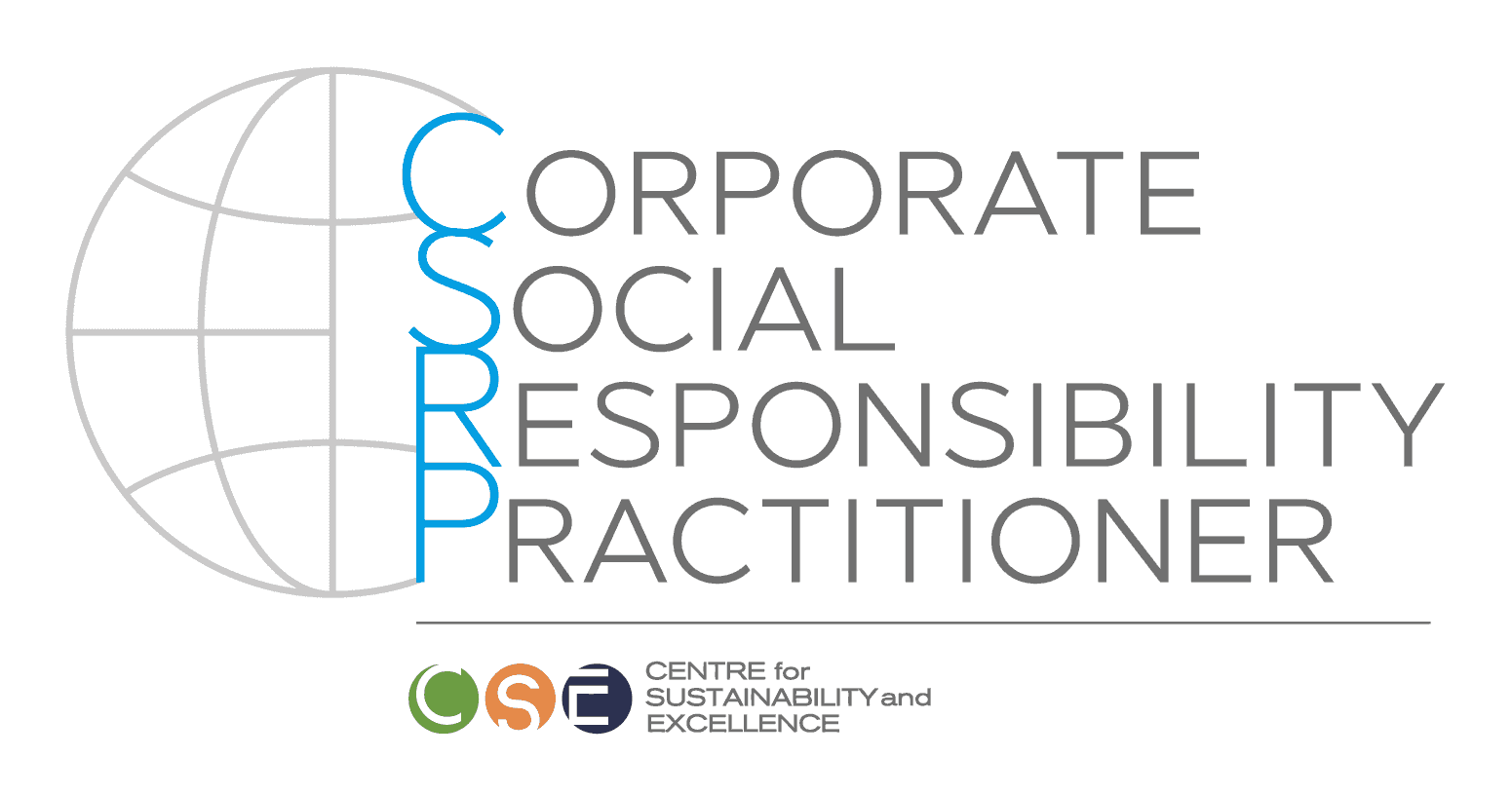 Corporate Social Responsibility Practitioner Logo
