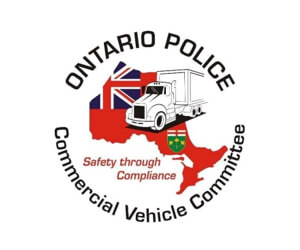 Ontario Police Commercial Vehicle Committee Logo
