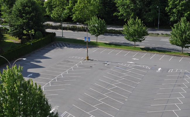 Clintar Parking Lot Maintenance