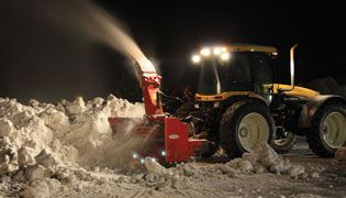 Snow Clearing Patrol