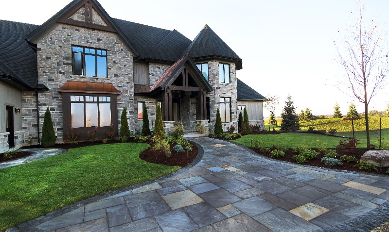 Residential Landscape Design-Build Services At Clintar